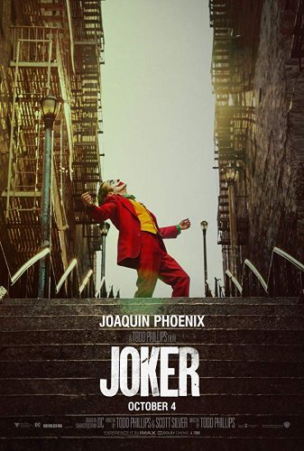 a short review of joker movie